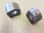 Weld On D-Ring Mounts