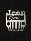 Jeep Girl Grill Key Hook