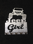 Jeep Girl Crawler Key Hook
